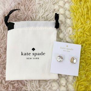 NWT KATE SPADE   Asymmetrical Mismatched Earrings